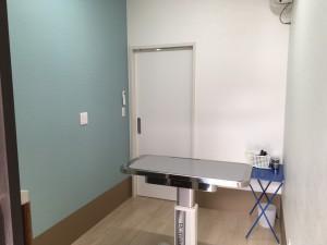 タバサ動物病院診察室1