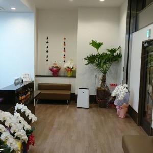 タバサ動物病院待合室